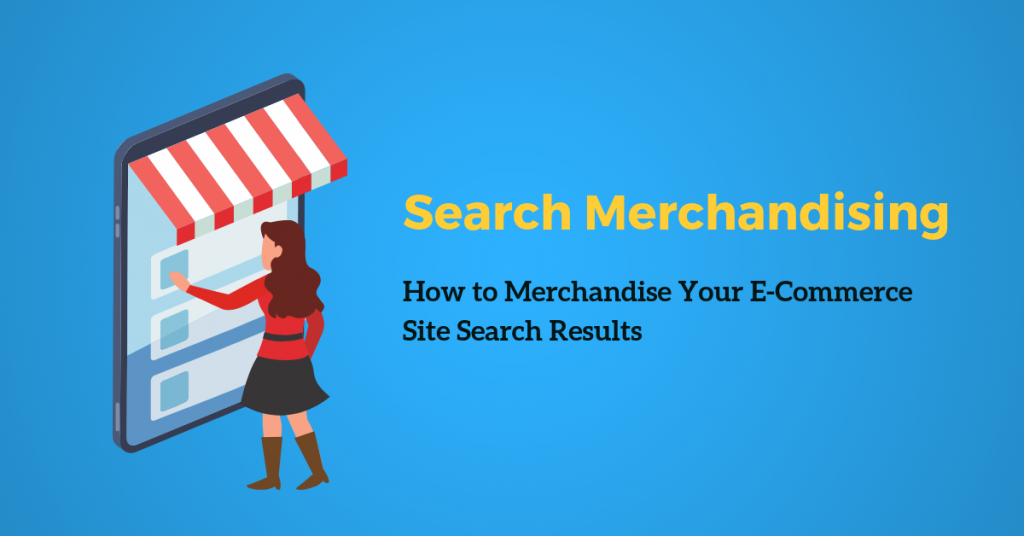 search merchandising