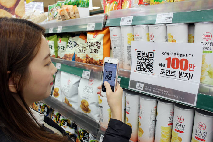 QR codes for ecommerce