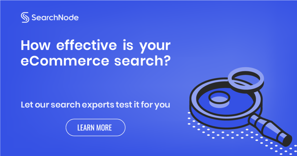 Free eCommerce Site Search Analysis