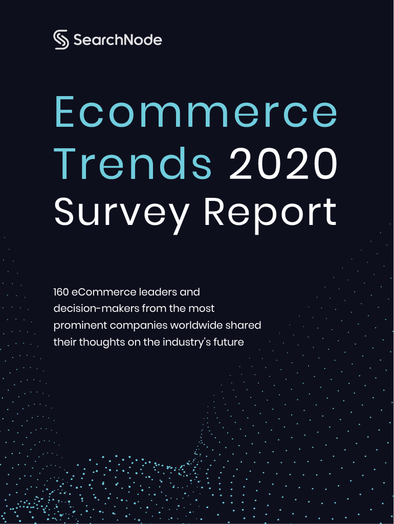 Ecommerce Trends 2020 Ebook