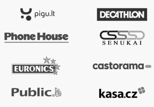 SearchNode clients