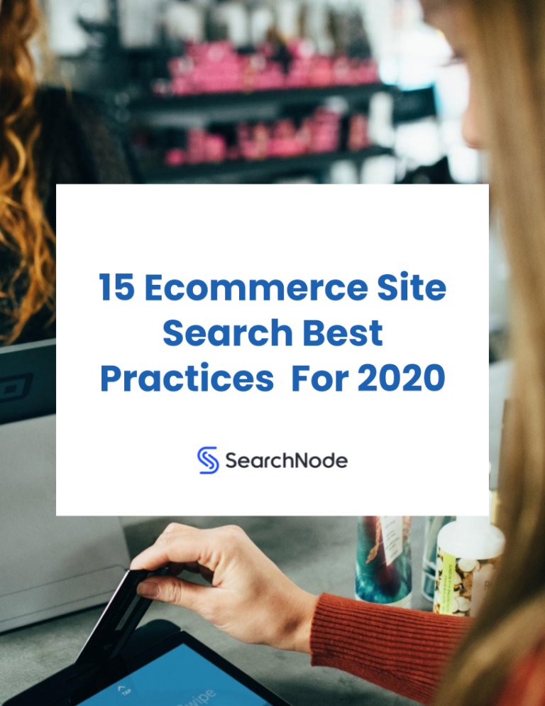 15 Ecommerce Site Search Best Practices