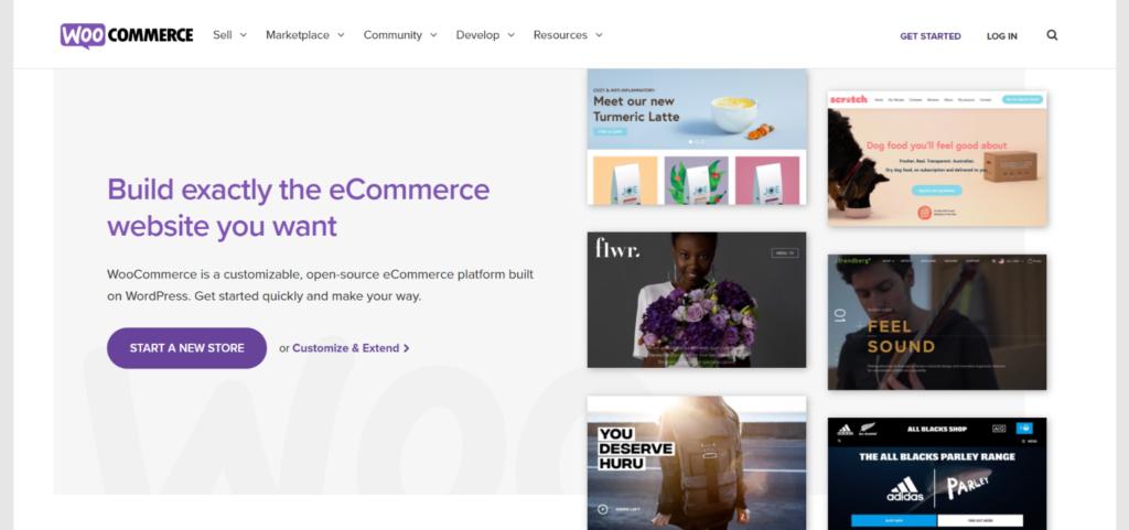 3.WooCommerce
