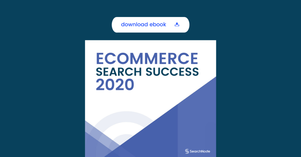 Ecommerce search success guide